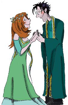Lily et James