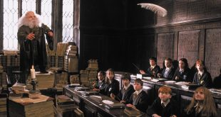 Le Wingardium Leviosa d'Hermione dans ES/f