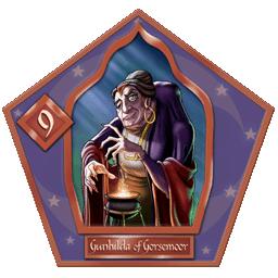 Carte 9 Gunhilda of Gorsemoor