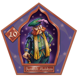 Carte 10 Burdock Muldoon