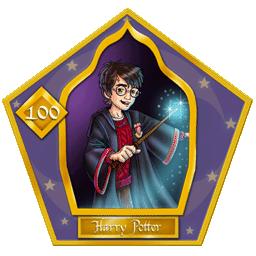 Carte 100 Harry Potter
