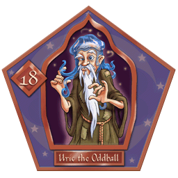 Carte 18 Uric the Oddball