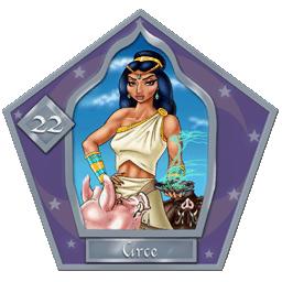 Carte 22 Circe