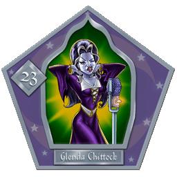 Carte 23 Glenda Chittock
