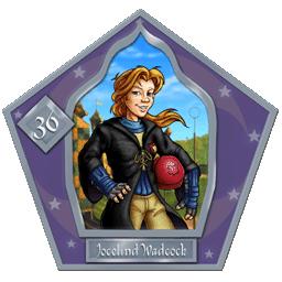 Carte 36 Joscelind Wadcock