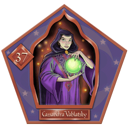 Carte 37 Cassandra Vablatsky