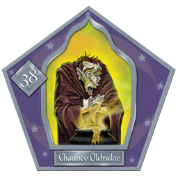 Carte 38 Chauncey Oldridge