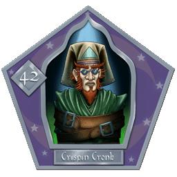 Carte 42 Crispin Cronk