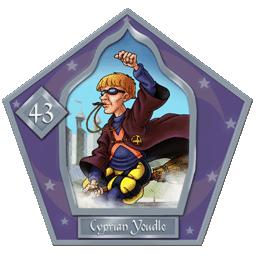 Carte 43 Cyprian Yodel