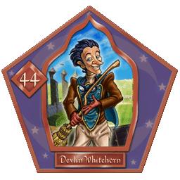 Carte 44 Delvin Whitehorn