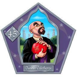 Carte 45 de Dunbar Oglethorpe