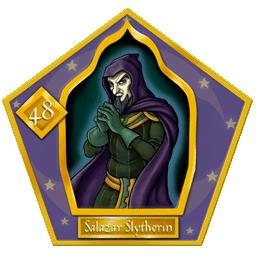 Carte 48 Salazar Slytherin