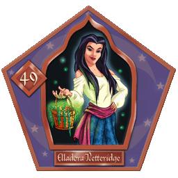 Carte 49, Elladora Ketteridge