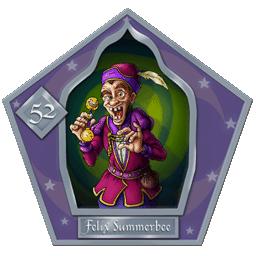 Carte 52 Felix Summerbee