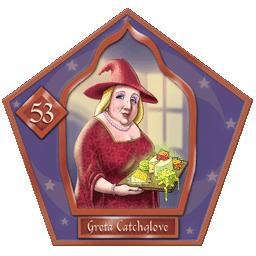Carte 53 Greta Catchglove