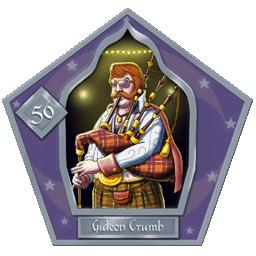 Carte 56 Gideon Crumb