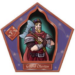Carte 57 Gifford Ollerton