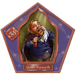 Carte 58 Glover Hipworth