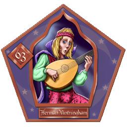 Carte 63 Herman Wintringham