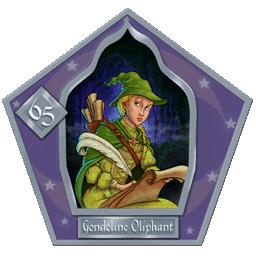 Carte 65 Gondoline Oliphant