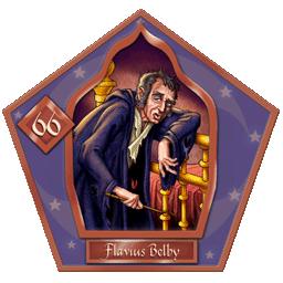 Carte 66 Flavius Belby