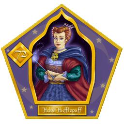 Carte 72 Helga Hufflepuff