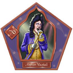 Carte 76 Myron Wagtail