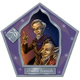 Carte 79 Oswald Beamish