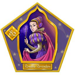 Carte 82 Rowena Ravenclaw
