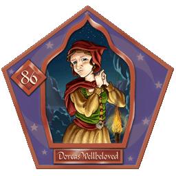 Carte 86 Dorcas Wellbeloved