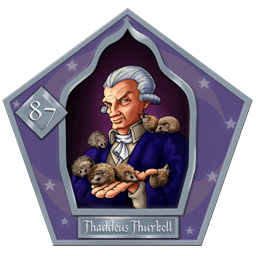 Carte 87 Thaddeus Thurkell