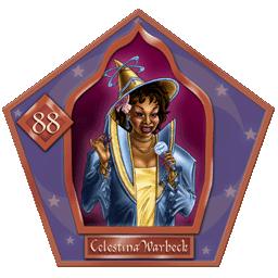 Carte 88 Celestina Warbeck