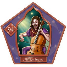 Carte 94 Merton Graves