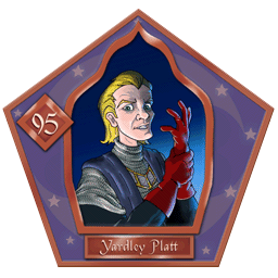 Carte 95 Yardley Platt