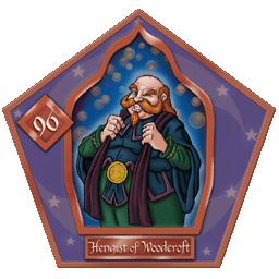 Carte 96 Hengist de Woodcroft