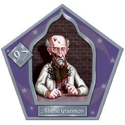 Carte 97 Alberic Grunnion