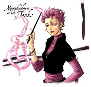 Portrait de Tonks