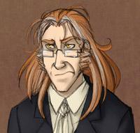 Portrait de Rufus Scrimgeour