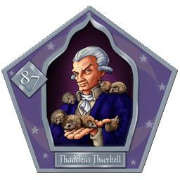 Carte 87 de Thaddeus Thurkell