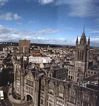 Ville d'Aberdeen