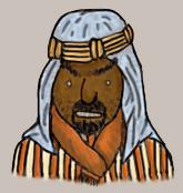 Portrait d'Ali Bashir