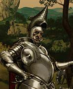 Chevalier au Catogan