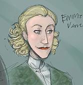 Dessin d'Emmeline Vance