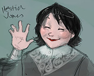 Portrait d'Hestia Jones