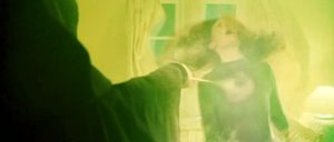 Voldemort assassinant Lily Potter dans ES/f