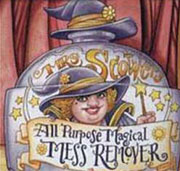 Carte de Mrs Skower's Magical Mess Remover (extrait)