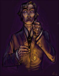 Tom Jedusor et le médaillon de Serpentard