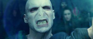 Voldemort après sa résurrection dans CF/f