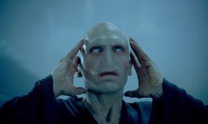 Voldemort au ministère de la Magie dans OP/f